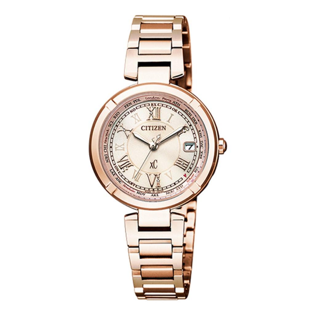 シチズン CITIZEN 腕時計 レディース クロスシー EC1115-59W XC