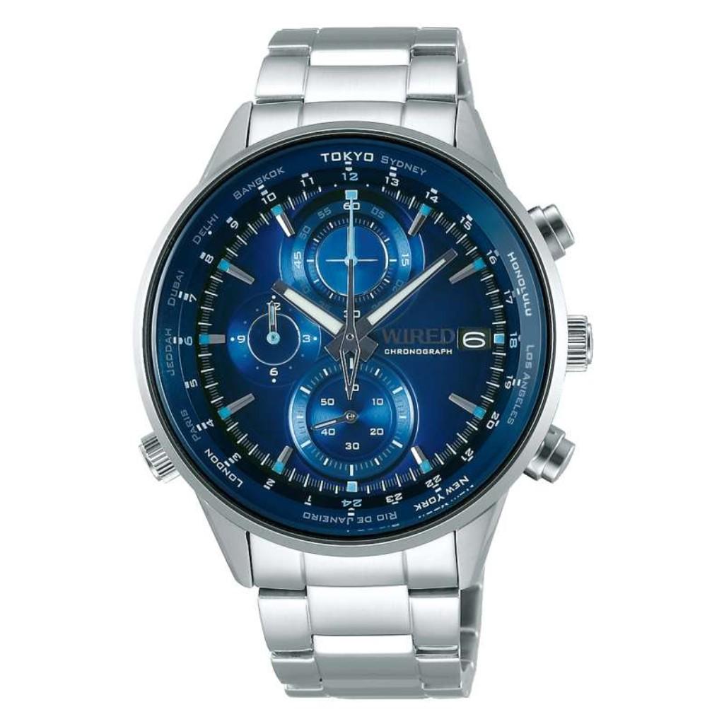 【72時間限定ポイント3倍】セイコー SEIKO 腕時計 メンズ ワイアード AGAW449 WIRED