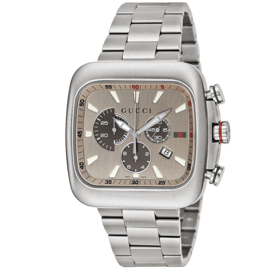 【38時間限定ポイント5倍 3/29 20時~】GUCCI グッチ 腕時計 メンズ グッチクーペ YA131201