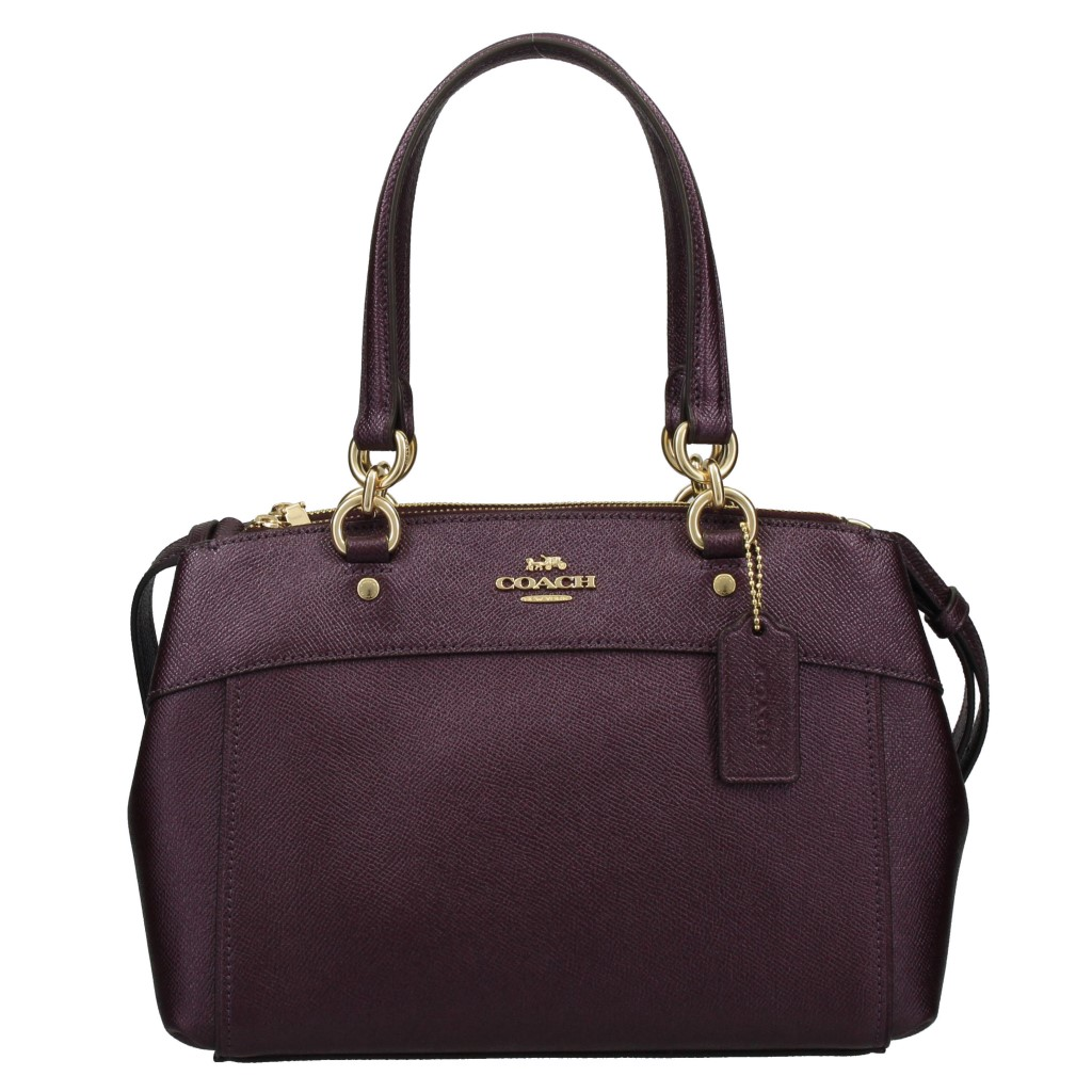 COACH OUTLET コーチ アウトレット ショルダーバッグ レディース パープル F25928 IMO2A