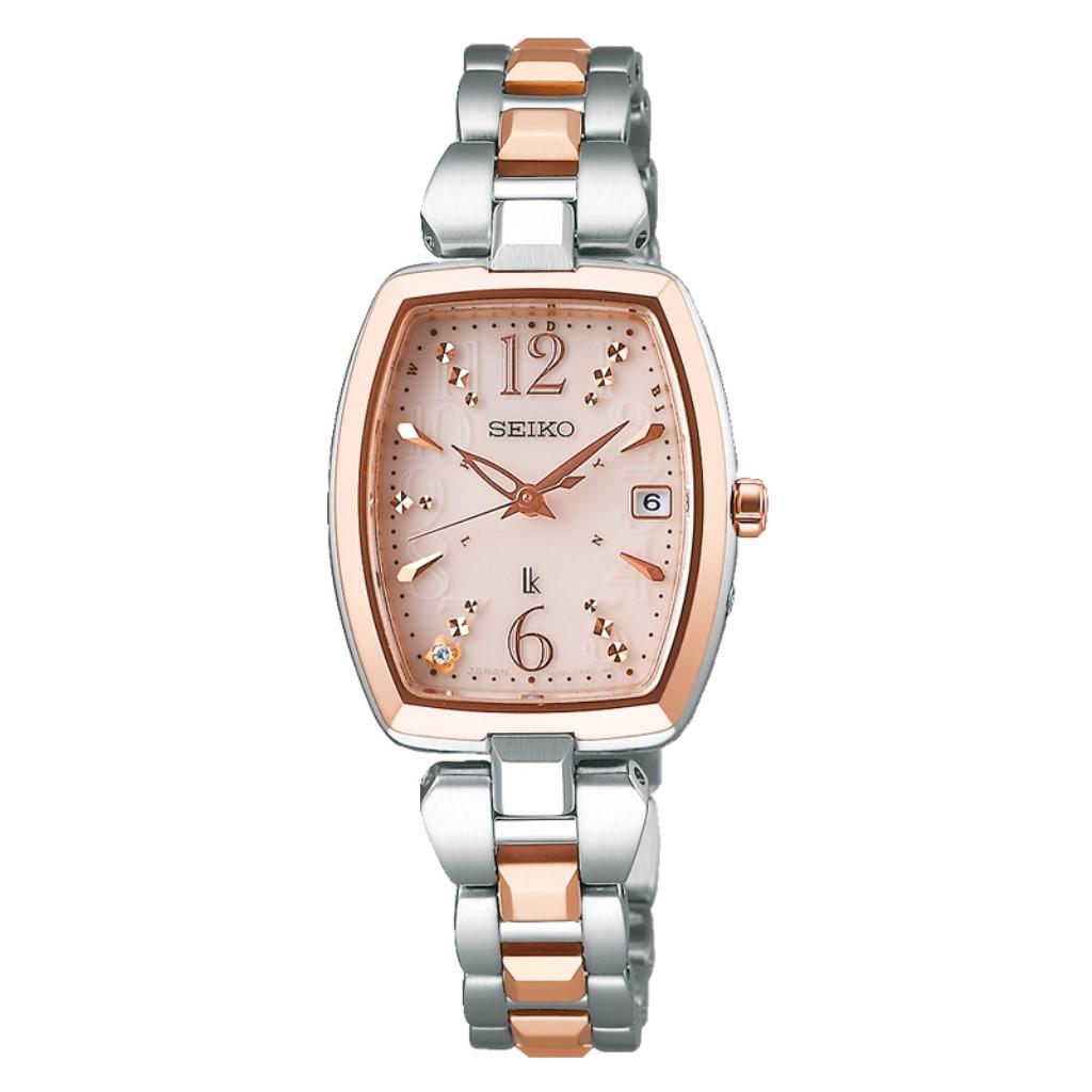 【72時間限定ポイント3倍】セイコー SEIKO 腕時計 レディース LUKIA SSVW126 ルキア