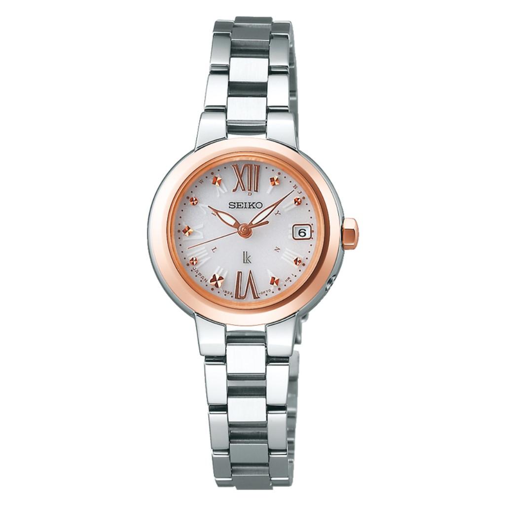 low priced fc7d4 bd255 ルキア SSVW138 LUKIA レディース 腕時計 SEIKO セイコー ...