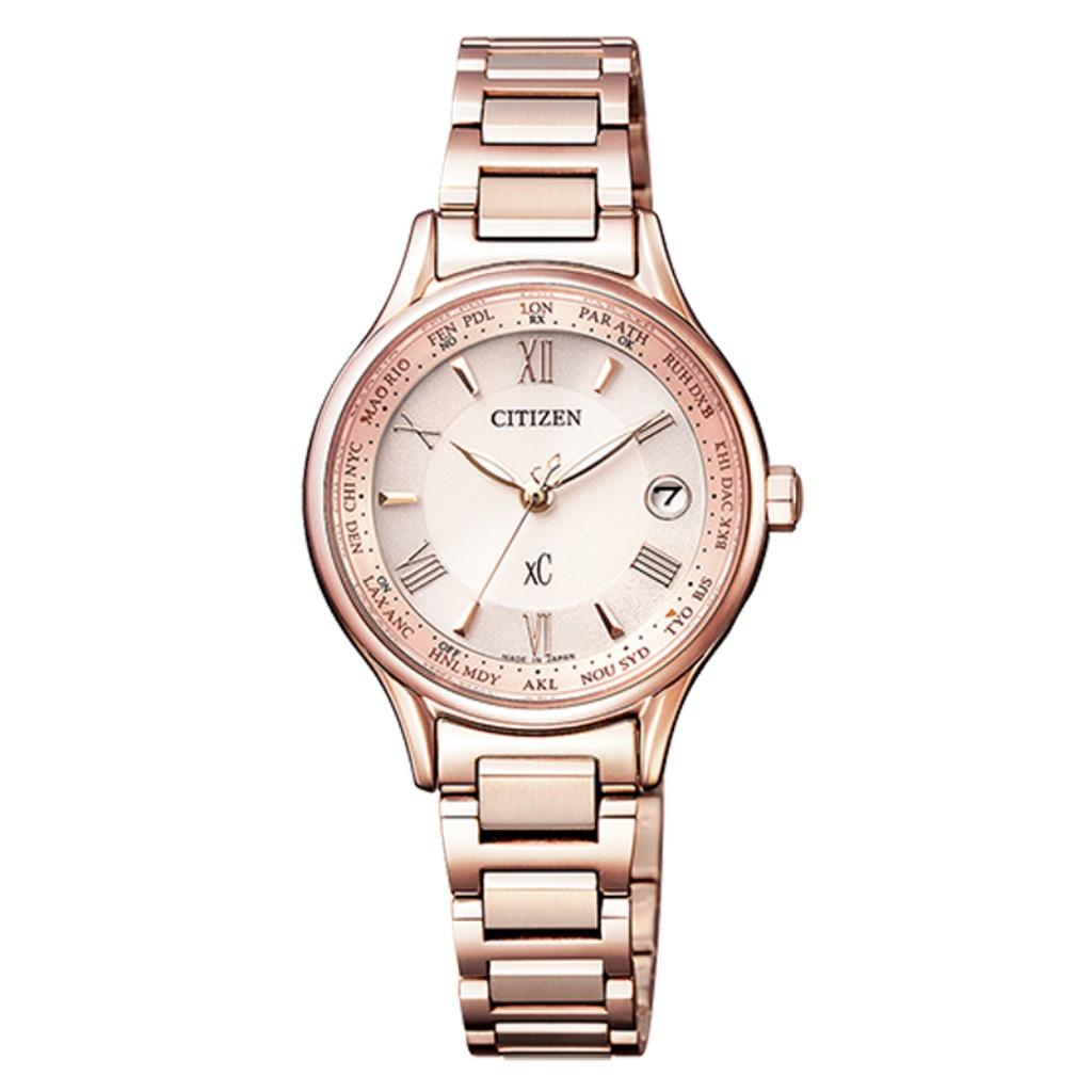 【48時間限定ポイント3倍】シチズン CITIZEN 腕時計 レディース XC EC1164-53W クロスシー