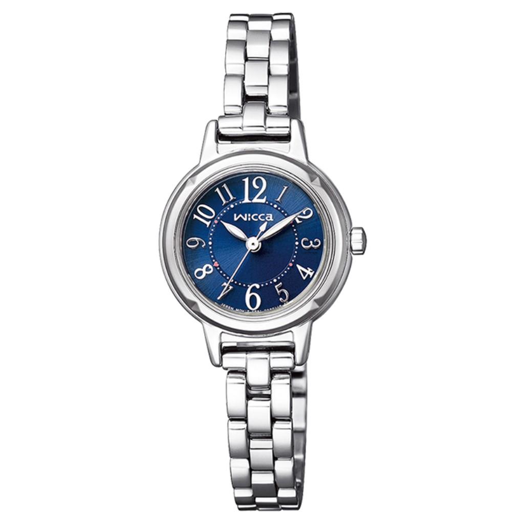 【72時間限定ポイント3倍】シチズン CITIZEN 腕時計 レディース WICCA KP3-619-71 ウィッカ