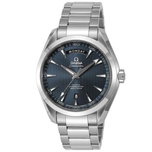 【48時間限定ポイント2倍 5/13 9:59まで】OMEGA オメガ シーマスター アクアテラ 腕時計 メンズ 231.10.42.22.03.001
