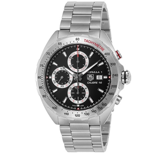 【期間限定ポイント5倍】TAG Heuer タグホイヤー 腕時計 メンズ フォーミュラ1 ブラック CAZ2010.BA0876