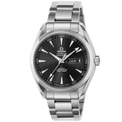 【48時間限定ポイント2倍 5/13 9:59まで】OMEGA オメガ シーマスター アクアテラ 腕時計 メンズ 231.10.43.22.01.002