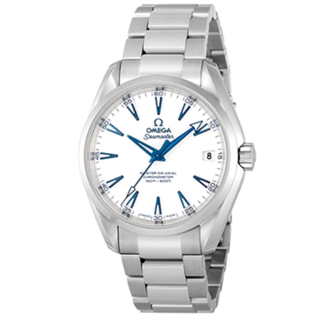 【72時間限定ポイント5倍】OMEGA オメガ シーマスター アクアテラ 腕時計 メンズ 231.90.39.21.04.001