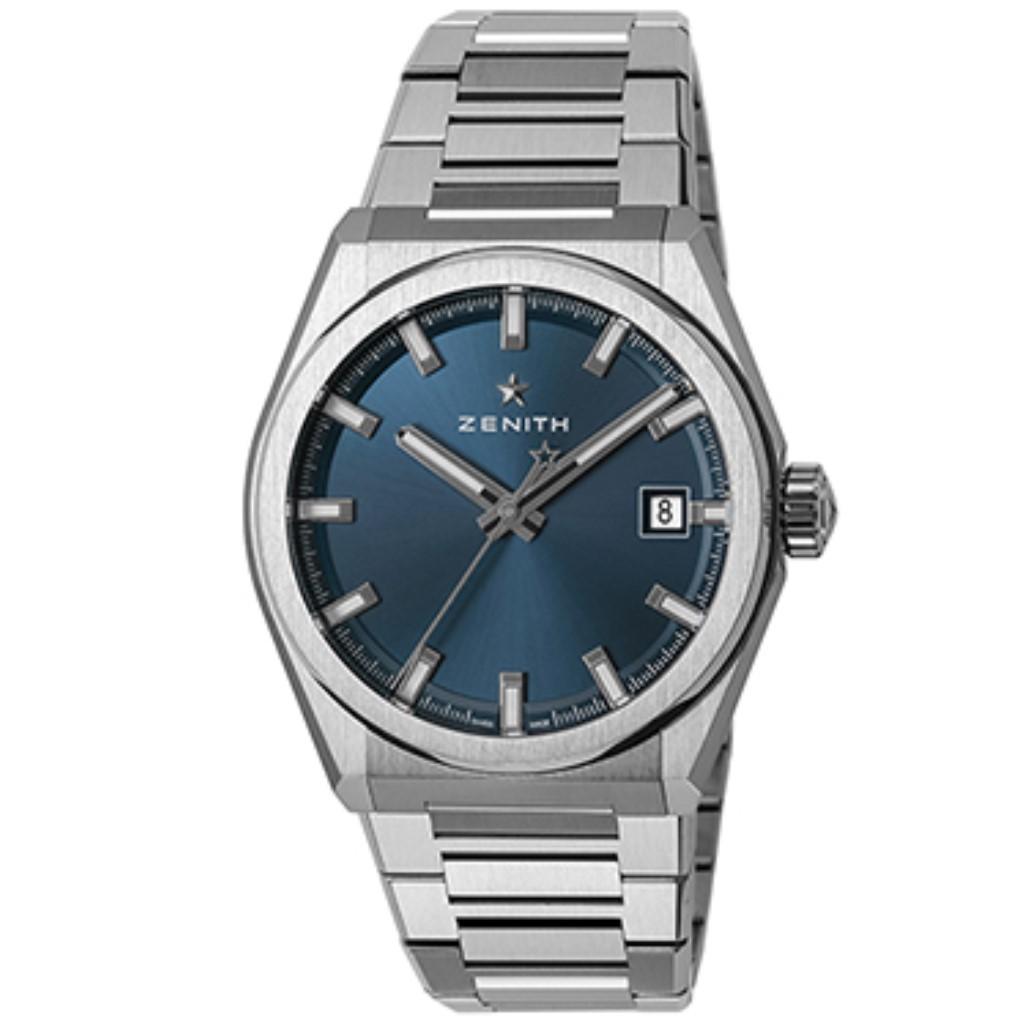 【72時間限定ポイント5倍】ZENITH ゼニス 腕時計 メンズ デファイ クラシック ブルー 95.9000.670/51.M9000