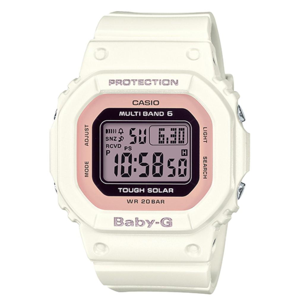 【送料無料】CASIO(カシオ)  腕時計 CASIO カシオ 腕時計 レディース Baby-G BGD-5000-7DJF ベビーG