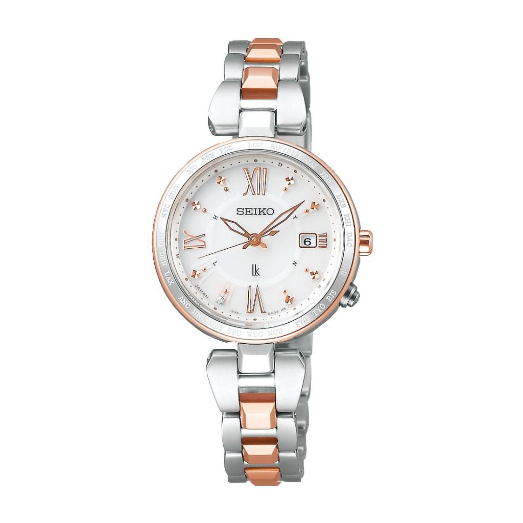 【72時間限定ポイント3倍】セイコー SEIKO 腕時計 レディース LUKIA SSQV056 ルキア