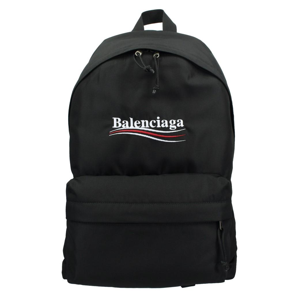 BALENCIAGA バレンシアガ バックパック メンズ エクスプローラー ブラック 503221 9WB45 1000