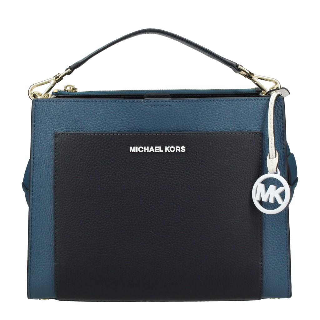 MICHAEL KORS マイケルコース ハンドバッグ ブルー 30S9LGXS2T 415 DK CHBRY MLT