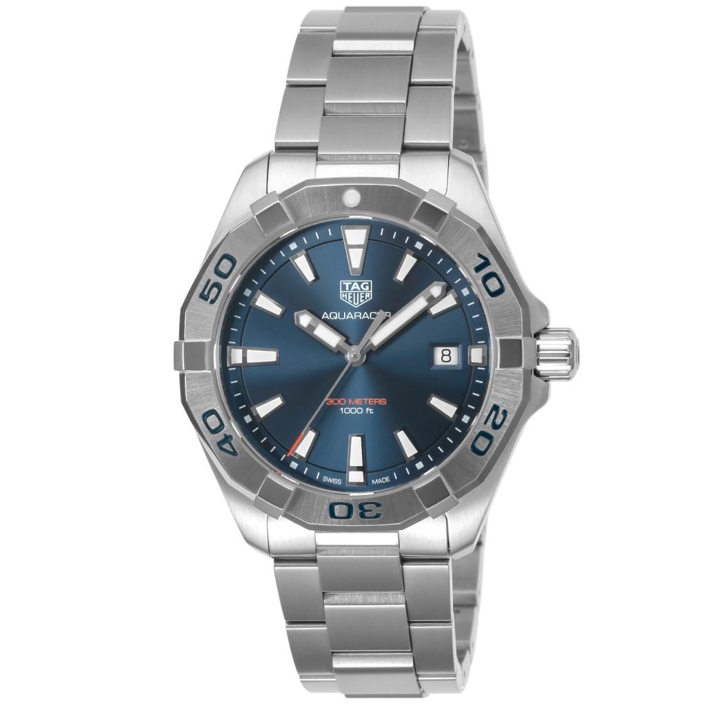 TAG Heuer タグホイヤー 腕時計 メンズ アクアレーサー ブルー WBD1112.BA0928