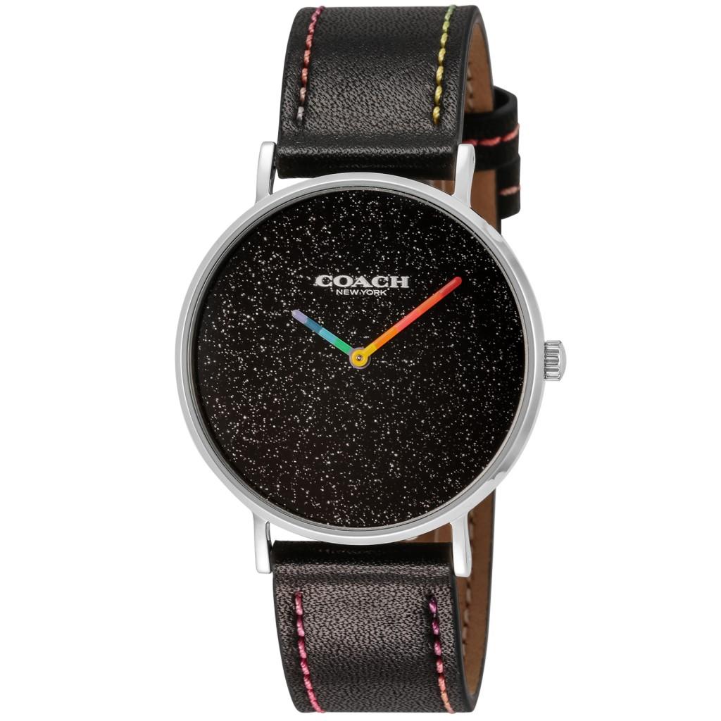 【72時間限定ポイント5倍】COACH コーチ 腕時計 レディース ペリー ブラック 14503033