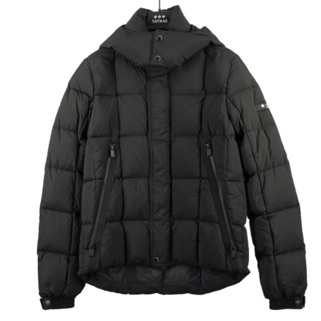 【期間限定ポイント10倍】タトラス ダウンジャケット TATRAS メンズ BOESIO ブラック 4サイズ MTA20A4566 19