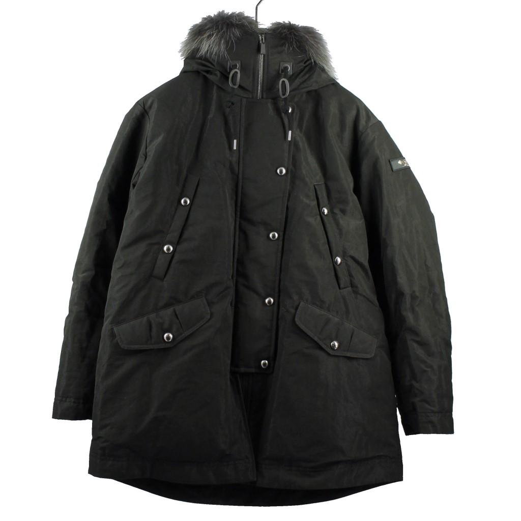 【期間限定ポイント10倍】タトラス ダウンジャケット TATRAS メンズ KAMA ブラック 1サイズ LTA20A4750 19
