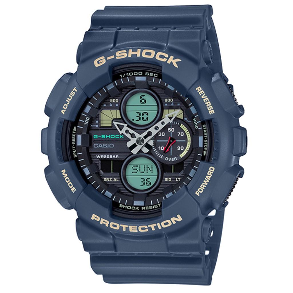 【72時間限定ポイント3倍】CASIO カシオ 腕時計 メンズ G-ショック GA-140-2AJF G-SHOCK
