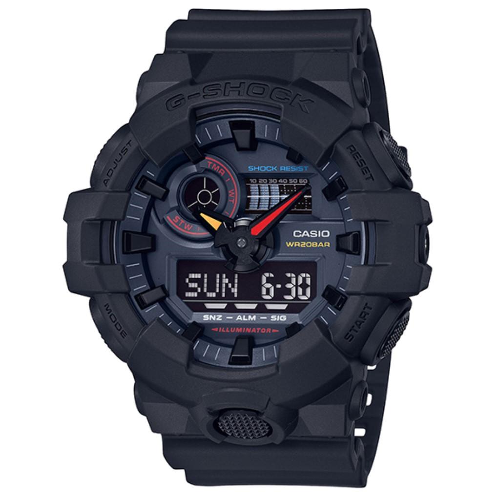 【72時間限定ポイント3倍】CASIO カシオ 腕時計 メンズ G-ショック GA-700BMC-1AJF G-SHOCK