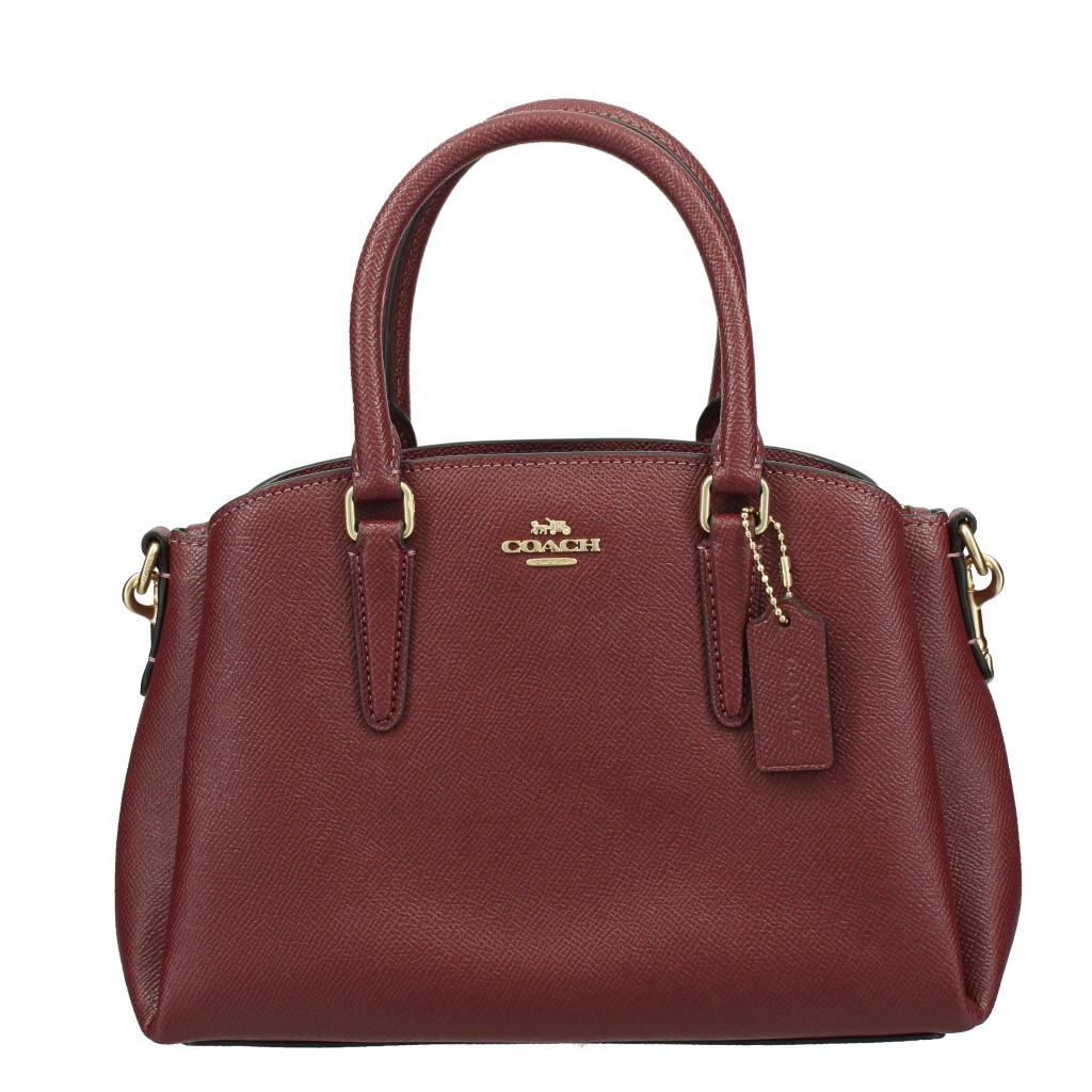 COACH OUTLET コーチ アウトレット トートバッグ レディース ワイン F28977 IMWIN