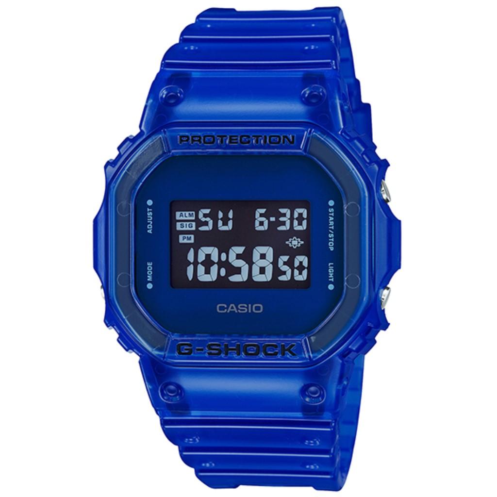 【72時間限定ポイント3倍】CASIO カシオ 腕時計 メンズ G-SHOCK DW-5600SB-2JF G-ショック