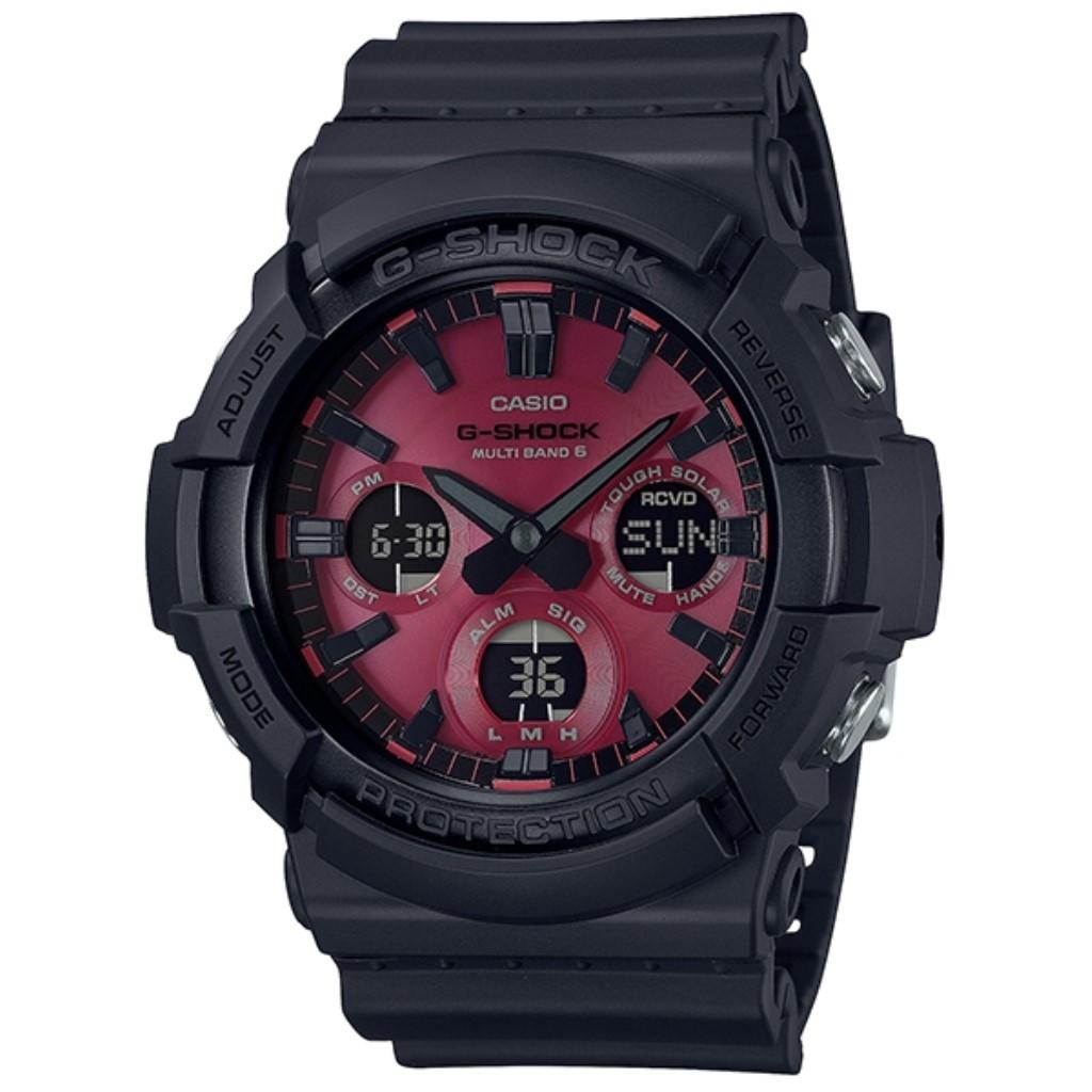 【72時間限定ポイント3倍】CASIO カシオ 腕時計 メンズ G-SHOCK GAW-100AR-1AJF G-ショック