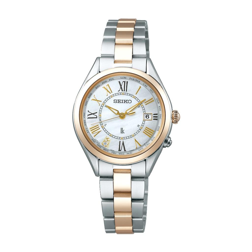 【72時間限定ポイント3倍】セイコー SEIKO 腕時計 レディース ルキア SSQV066 LUKIA