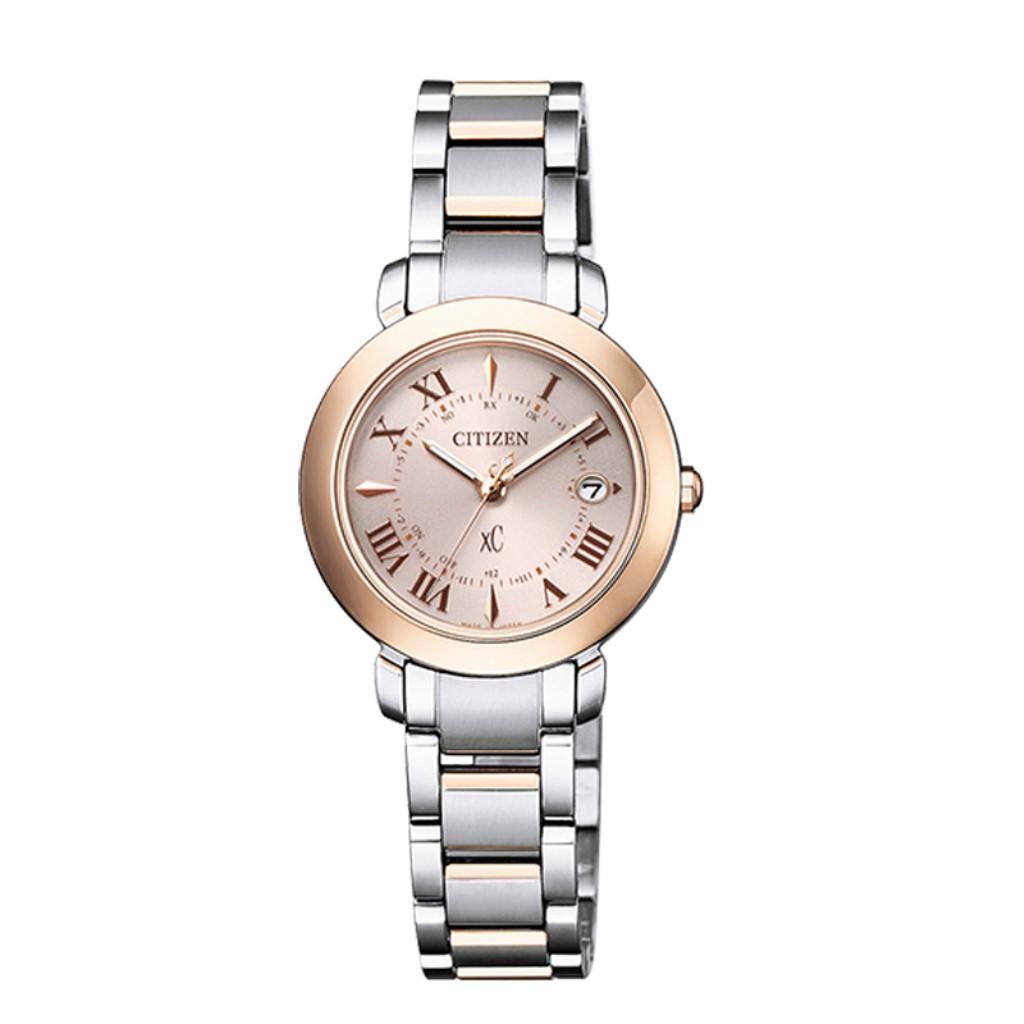 【72時間限定ポイント3倍】シチズン CITIZEN 腕時計 レディース クロスシー ES9445-57W XC