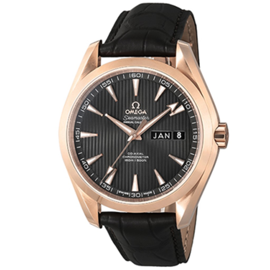 【72時間限定ポイント2倍】OMEGA オメガ 腕時計 メンズ シーマスターアクアテラ 231.53.43.22.06.003 グレー