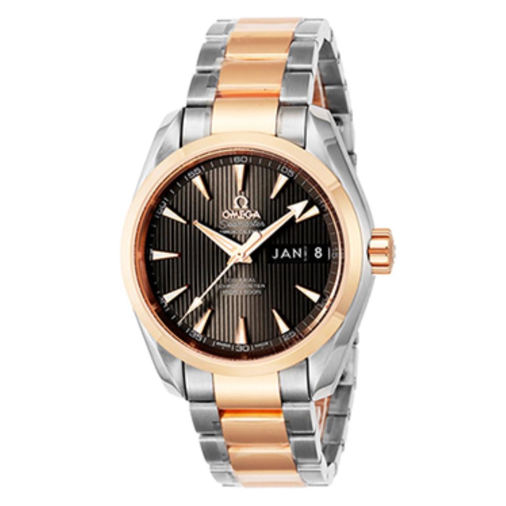 【72時間限定ポイント2倍】OMEGA オメガ 腕時計 メンズ シーマスターアクアテラ 231.20.39.22.06.001 グレー