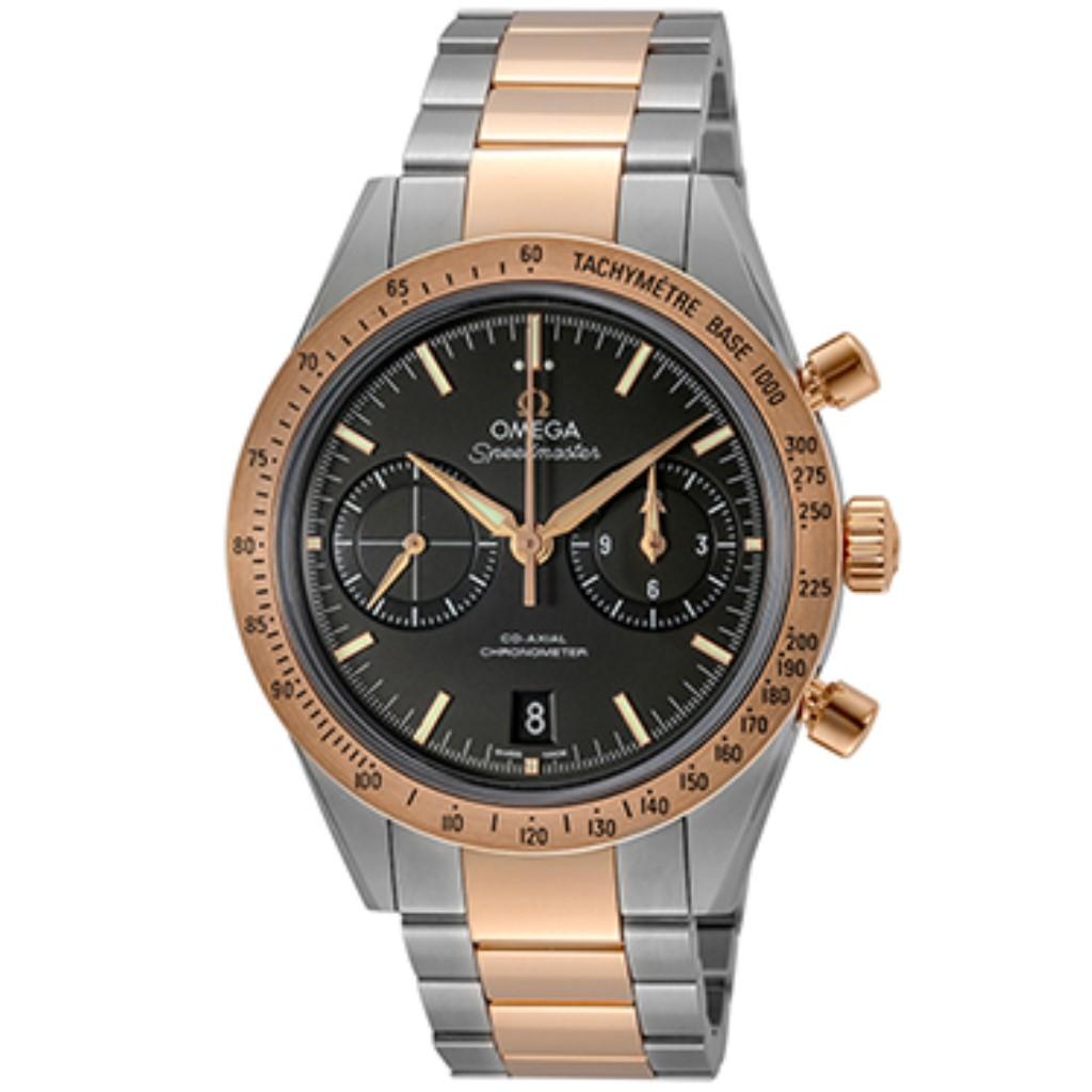 【72時間限定ポイント2倍】OMEGA オメガ 腕時計 メンズ スピードマスター 331.20.42.51.01.002 ブラック