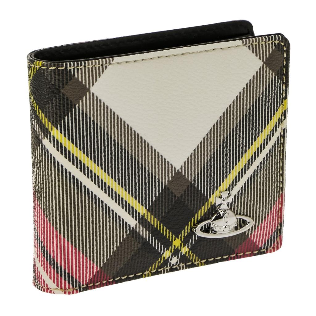 Vivienne Westwood ヴィヴィアンウエストウッド 二つ折り財布 51010009 DERBY NEW EXHIBITION