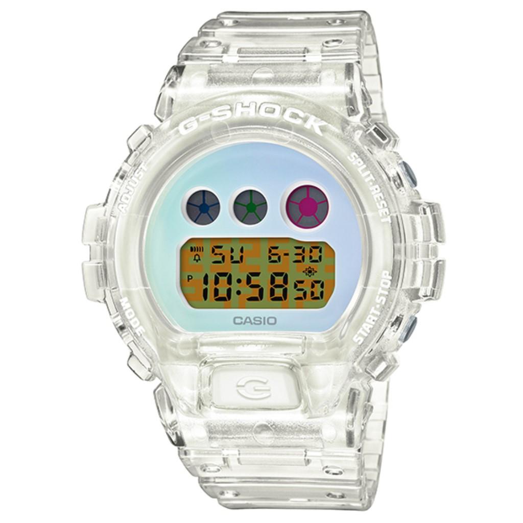 【72時間限定ポイント3倍】CASIO カシオ 腕時計 メンズ Gショック DW-6900SP-7JR G-SHOCK