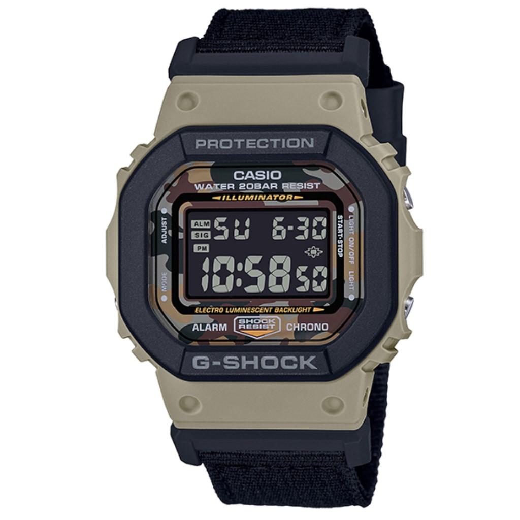 【72時間限定ポイント3倍】CASIO カシオ 腕時計 メンズ Gショック DW-5610SUS-5JR G-SHOCK