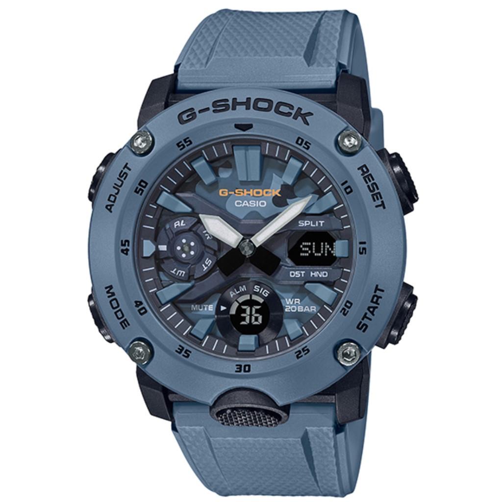【72時間限定ポイント3倍】CASIO カシオ 腕時計 メンズ Gショック GA-2000SU-2AJF G-SHOCK