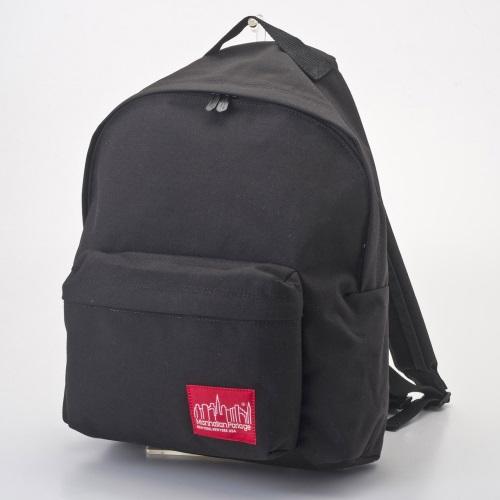 【期間限定ポイント5倍】Manhattan Portage マンハッタンポーテージ リュックサック Big Apple Backpack ブラック 1210 BLACK