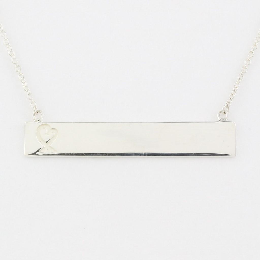 Tiffany&Co. ティファニー ネックレス パロマ・ピカソ ラビングハートバー 34946035