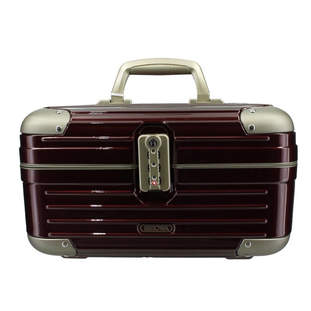 【48時間限定ポイント3倍】リモワ スーツケース RIMOWA リンボ 16L 881.38.34.0 カルモナレッド