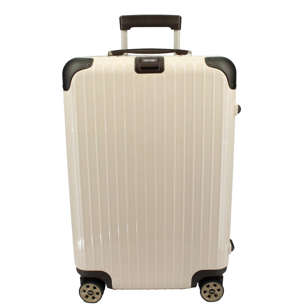 【48時間限定ポイント3倍】リモワ スーツケース RIMOWA リンボ 60L 881.63.13.4 クリームホワイト