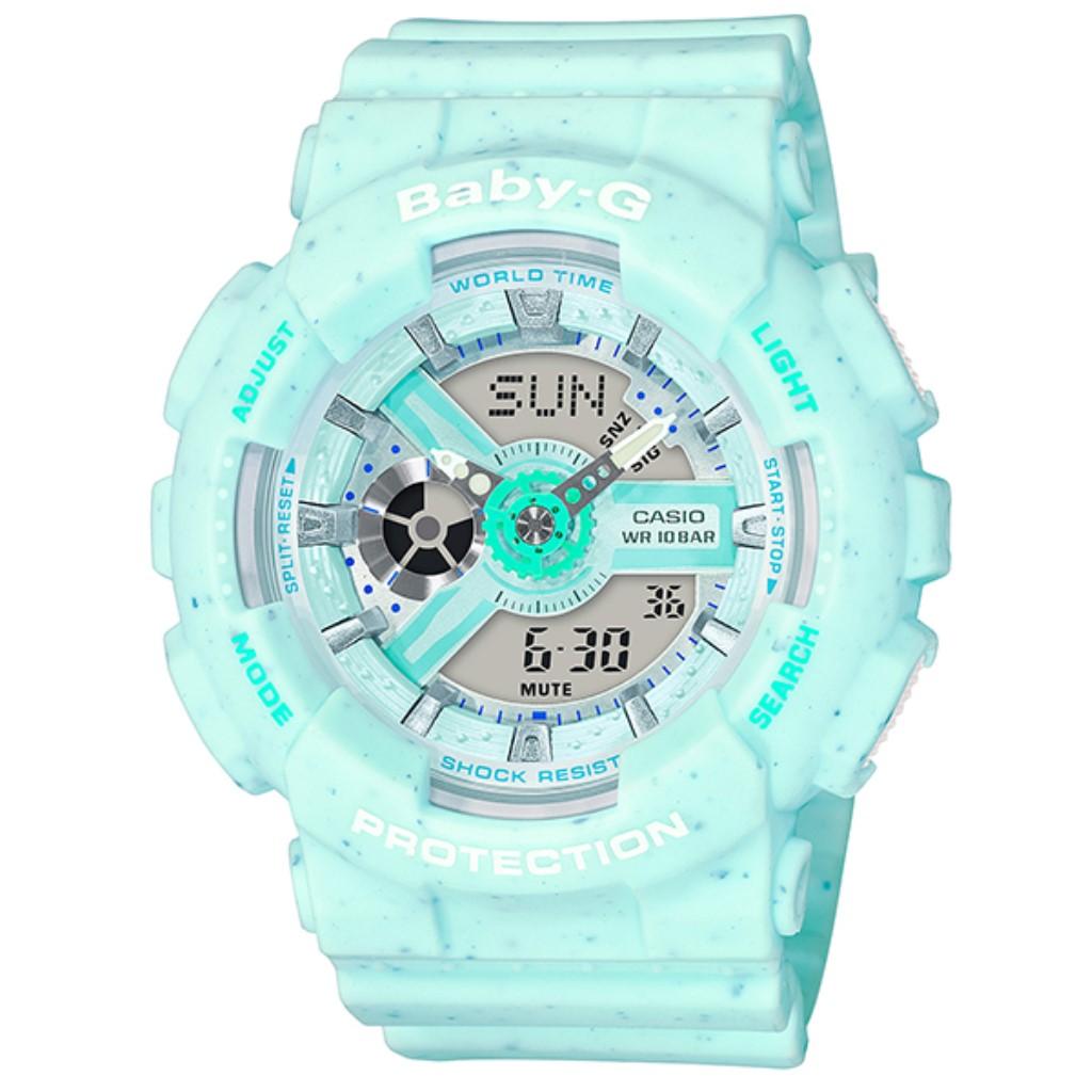 CASIO カシオ 腕時計 レディース Baby-G BA-110PI-2AJF ベビーG