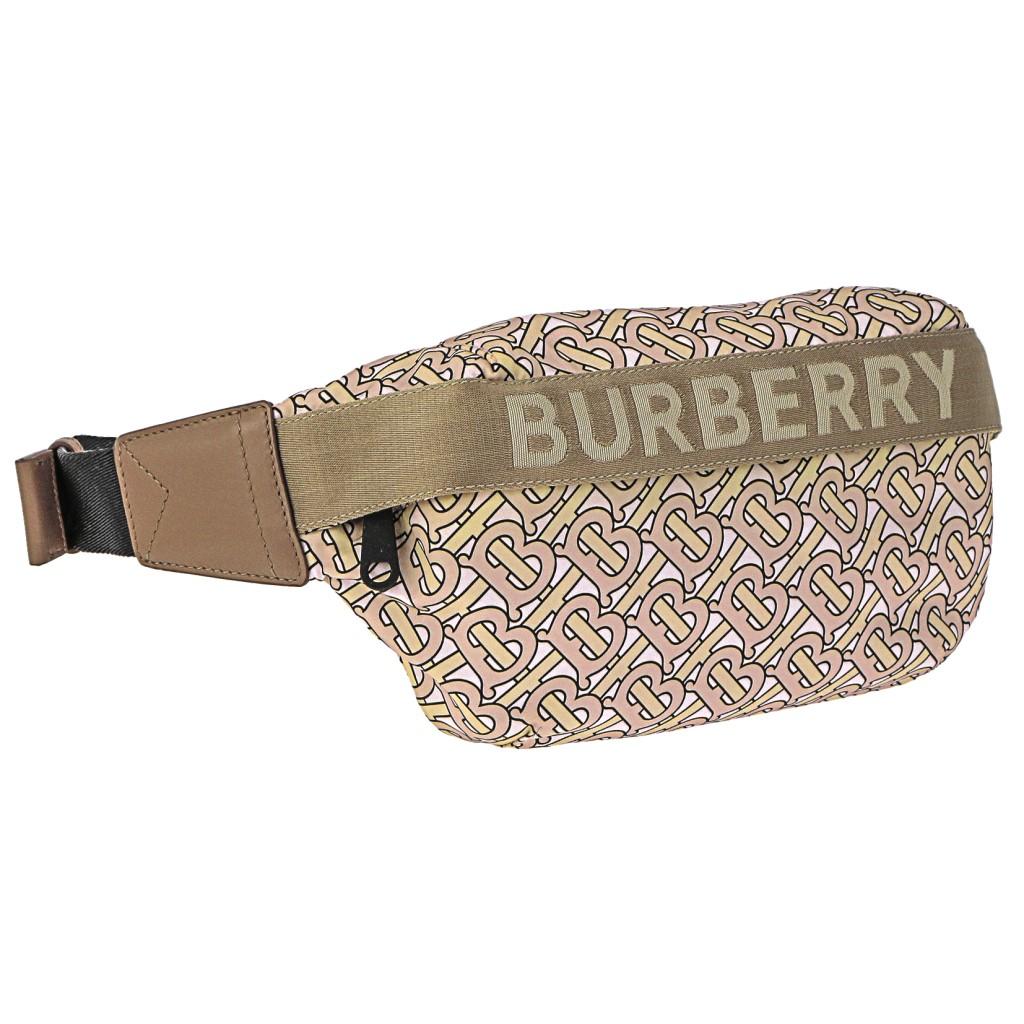 BURBERRY バーバリー ボディバッグ メンズ レディース ソニー モノグラム 8011615 A3011 BLUSH