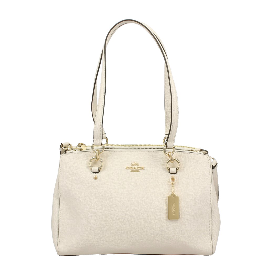 COACH OUTLET コーチ アウトレット トートバッグ レディース チョーク F76938 IMCHK