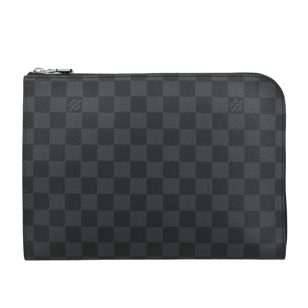 LOUIS VUITTON ルイヴィトン クラッチバッグ ダミエ ポシェット・ジュール PM NM2 N60113