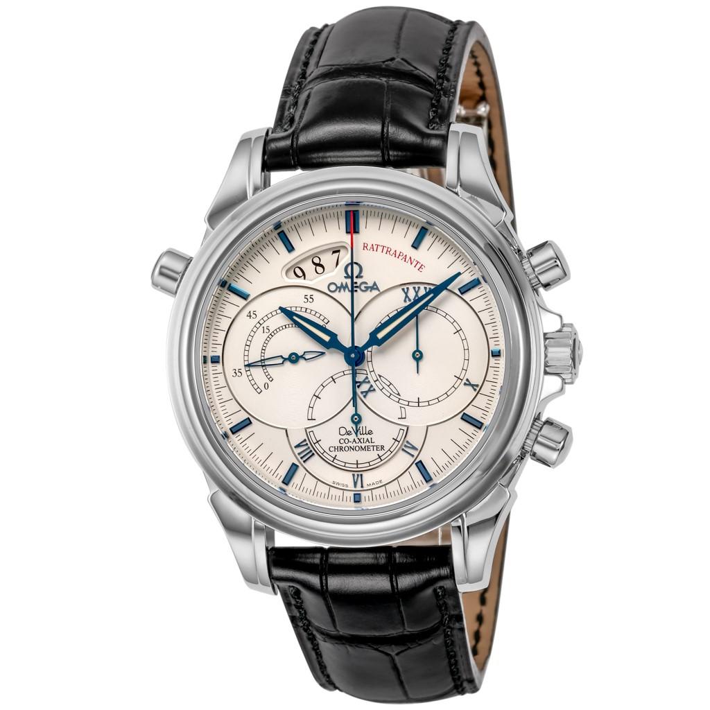 100 %品質保証 【64時間限定ポイント2倍】OMEGA オメガ 腕時計 メンズ デ・ヴィル 4847.30.31, コユグン b63dad5f