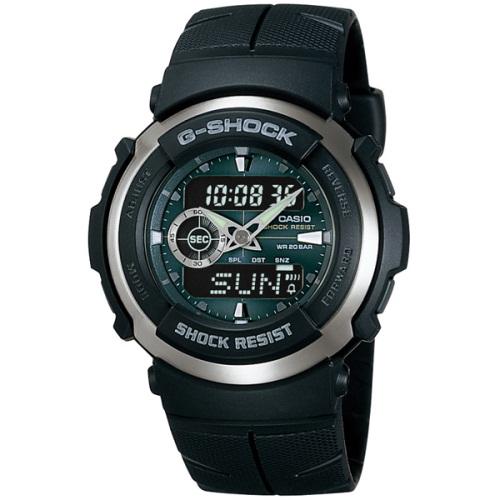 28時間限定ポイント3倍 カシオ 腕時計 CASIO メンズ G SHOCK G 300 3AJF G ショックpMVUzS