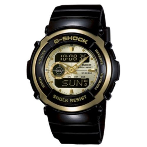【72時間限定ポイント3倍】CASIO カシオ 腕時計 メンズ G-SHOCK G-300G-9AJF G-ショック
