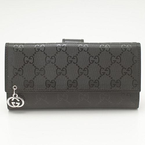 GUCCI Gucci wallet 212104 FU49N 1000 GG インプリメ