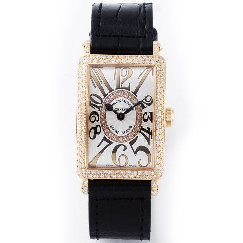 FRANCK MULLER Long Island 902QZ D CD1R 5N SV-RELIEF Lady's