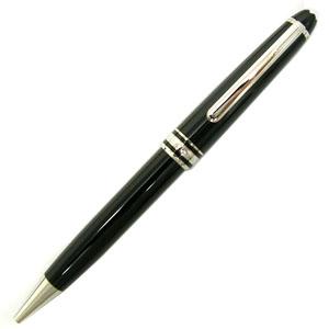 MONTBLANC モンブラン P164 マイスターシュテック ブラック/プラチナ ボールペン