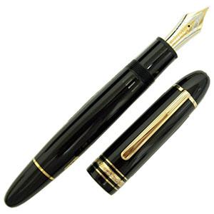 MONTBLANC モンブラン 149bk マイスターシュテック ブラック/ゴールド 万年筆